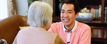 他業界の豊かな社会人経験を持ったミドル層の採用で、介護の未来を変える!