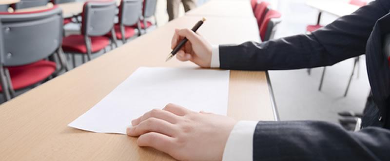 中途採用の筆記試験の作り方 メリット・デメリットも紹介