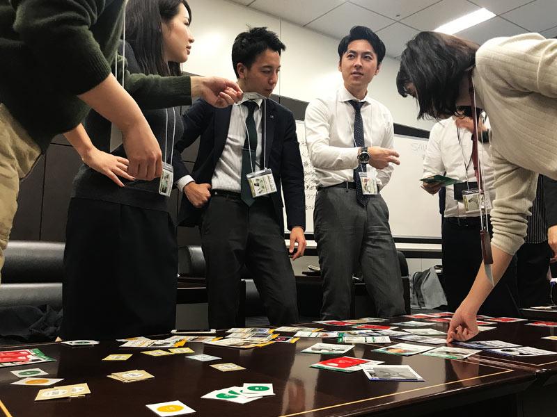 健康経営ゲーム 第三フェーズ